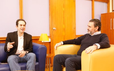 El guitarrista norteamericano Adam Levin visita l'Alfàs para impartir una clase magistral y dar un concierto