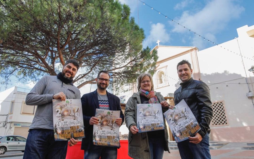 Gran fiesta de Nochevieja en l'Alfàs con la Associació de Penyes Santíssim Crist del Bon Encert