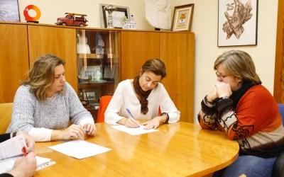 El Ayuntamiento de l'Alfàs del Pi colabora con la Asociación Integra Marina Baixa