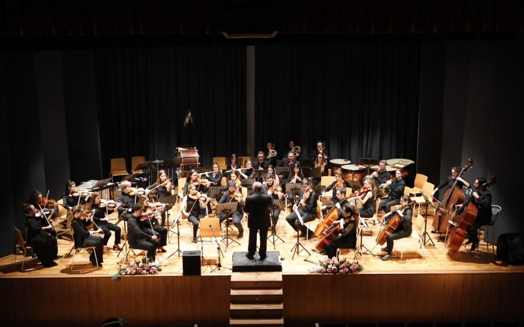 Una Orquesta de lujo para una noche espléndida en l'Alfàs