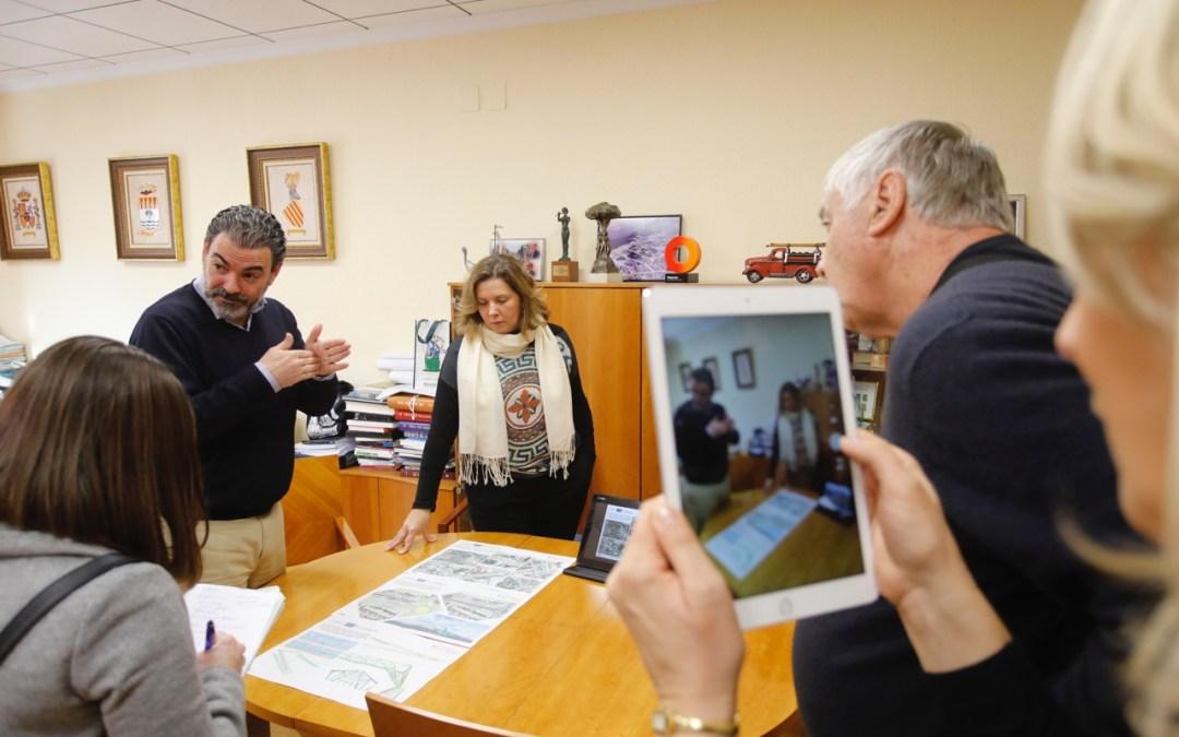 L'Alfàs opta a los fondos FEDER de la Generalitat  para mejorar la accesibilidad