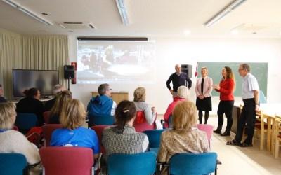 Operadores Turísticos y Agencias de Viaje Noruegas se interesan por l'Alfàs como destino de salud
