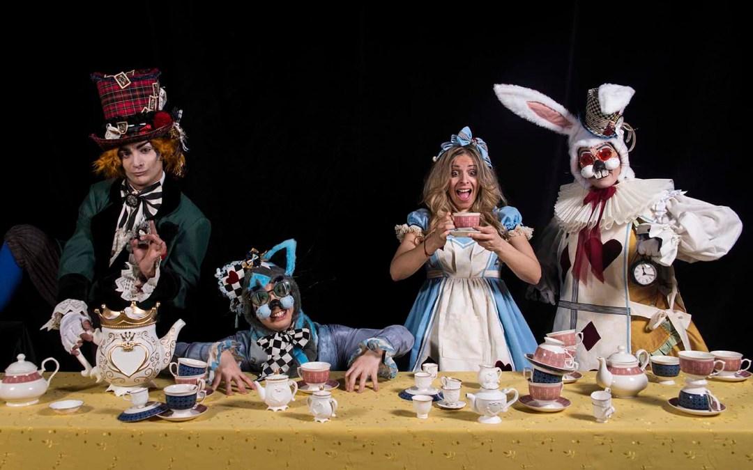 El mundo fantástico creado por Carroll para Alicia en el País de las Maravillas precederá a los Reyes Magos en l'Alfàs del Pi