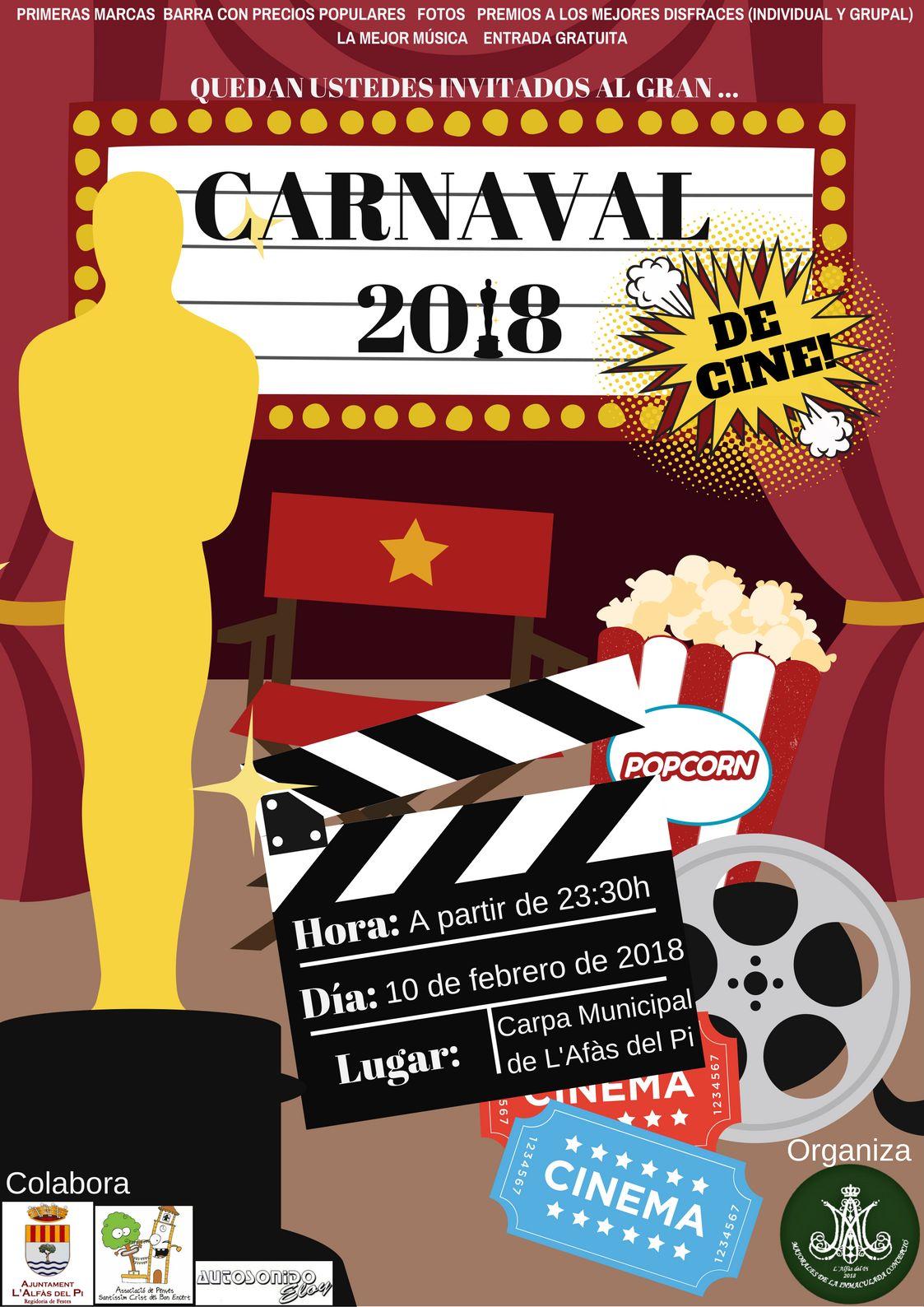 L'Alfàs celebrará este sábado el Carnaval junto a las mayoralas de la Purísima