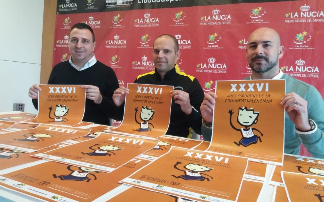 Els Jocs Esportius de Frontenis se celebran mañana en l'Alfàs y La Nucía