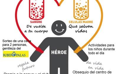 La Casa de Cultura de l'Alfàs acoge este sábado un maratón de donación de sangre y médula