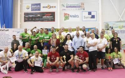 El campeonato de Europa de Press Banca de L'Alfàs vuelve a hacer historia