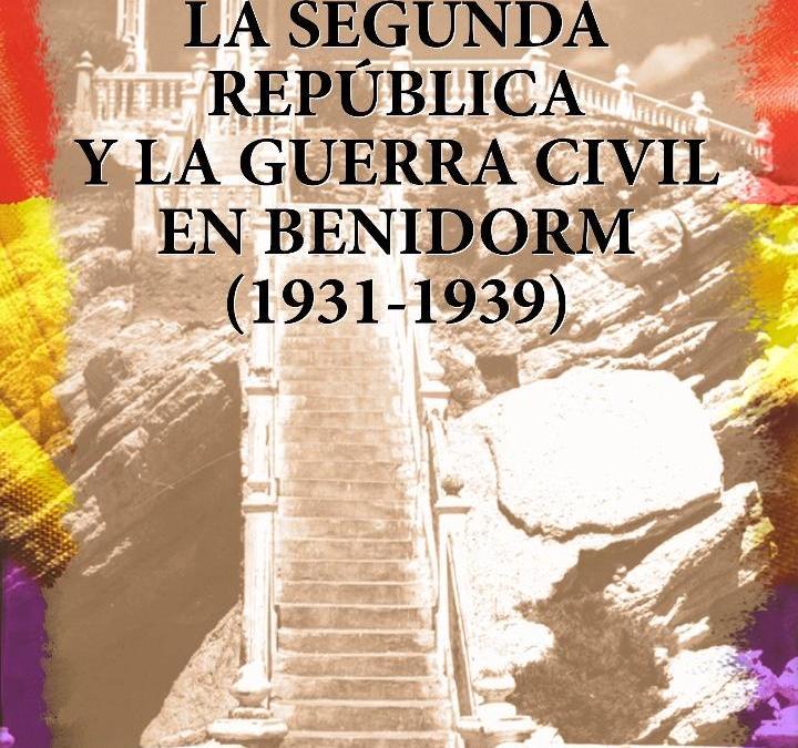 Francisco Amillo presenta en l'Alfàs su libro sobre la Segunda República y la Guerra Civil en Benidorm