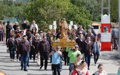Este año l'Alfàs no puede celebrar Sant Vicent en la ermita del Captivador