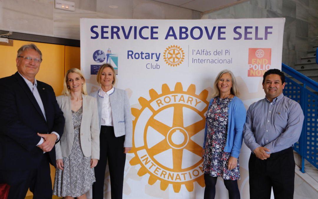 La Casa de Cultura acoge el concierto del Rotary Club Internacional de l'Alfàs