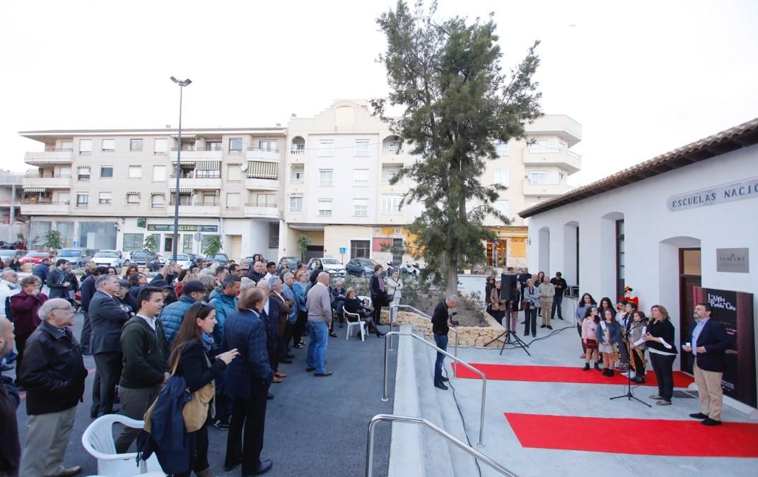 """La VII Semana Cultural """"L'Alfàs amb Història"""" rinde homenaje al Festival de Cine"""