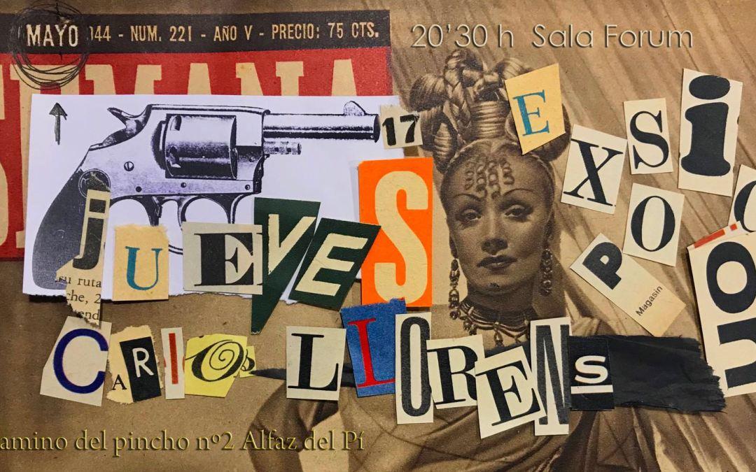 Mañana se inaugura en Sala Forum la exposición de Carlos Llorens