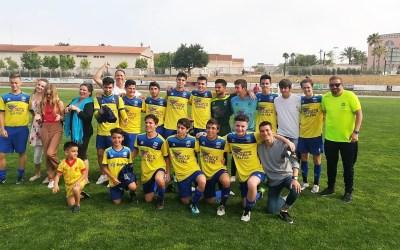El CF L'Alfàs del Pi Juvenil consigue el ascenso a preferente a falta de cinco jornadas para el final de liga.
