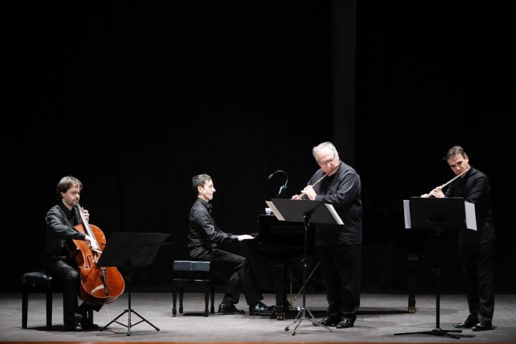 La International Chamber Orchestra despide el año de música clásica en l'Alfàs del Pi