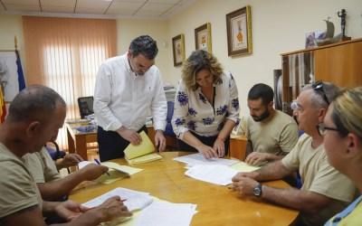 El Ayuntamiento de l'Alfàs contrata a 15 personas para el desarrollo de los proyectos FEDER de patrimonio
