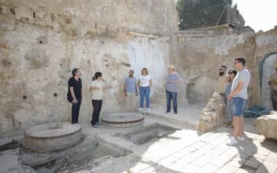 El Ayuntamiento de l'Alfàs y la UA colaboran en la reconstrucción virtual del Molí de Mànec