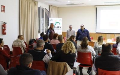 COEMPA celebró una jornada sobre gestión estratégica de clientes en la Casa de Cultura de l'Alfàs
