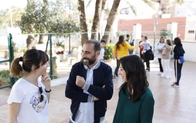 Una veintena de jóvenes participan en el taller de teatro de la 18 Mostra de Teatre de l'Alfàs