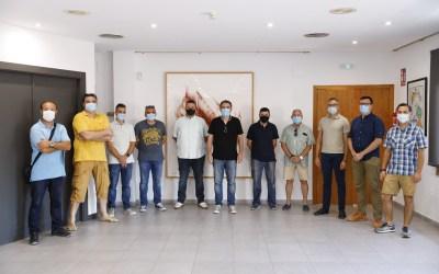 El Ayuntamiento de l'Alfàs renueva el convenio de colaboración con una decena de clubs deportivos