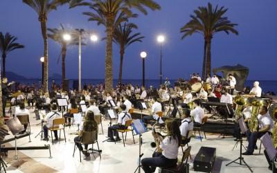 La Sociedad Musical La Lira inicia este sábado la programación de Estiu Festiu en l'Alfàs del Pi