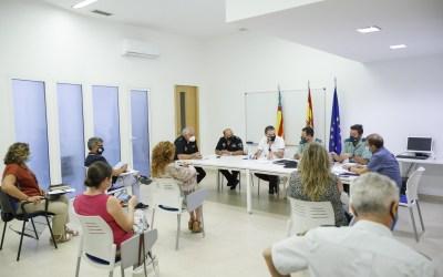 El Ayuntamiento de l'Alfàs y la Guardia Civil renuevan su colaboración en la lucha contra la violencia de género