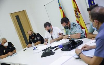 La Junta de Seguridad Ciudadana aplaude la cancelación de las Fiestas de l'Abir