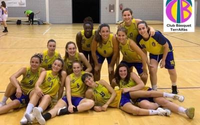 El equipo senior femenino del Club de Bàsquet TerrAlfàs jugará en Primera División Nacional