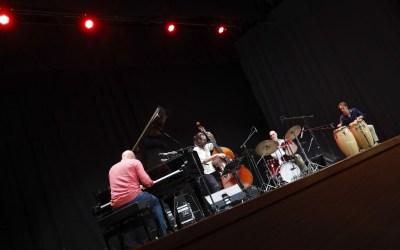 Giuliano Parisi presenta en el Festival l'Alfàs en Jazz  'Blind Light'