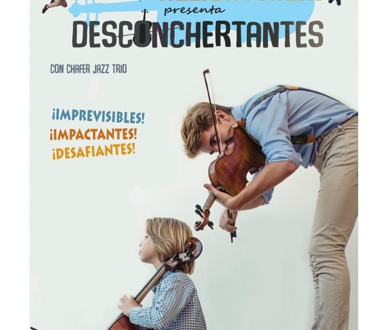 Llega el desafío musical absoluto al Festival Mozartmanía de l'Alfàs este sábado 24 de octubre
