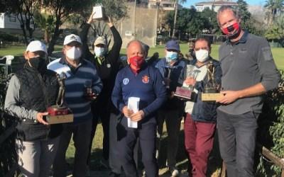 El Torneo de Navidad d por concluida la temporada de Golf del Club l'Alfàs – Albir