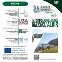 """Alicante y el Patronato Provincial de Turismo presentarán la guía metodológica de la ruta """"La Sierra Helada y la Villa Romana de l' Albir"""""""