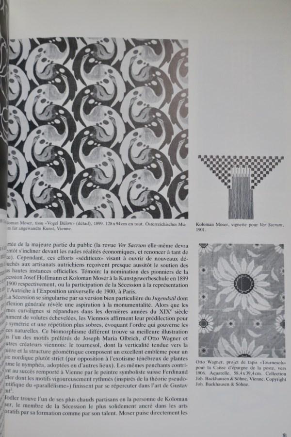 Vienne 1900 L 'art - Architecture Les Arts Coratifs