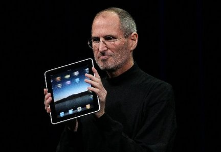 jobs apple-ipad