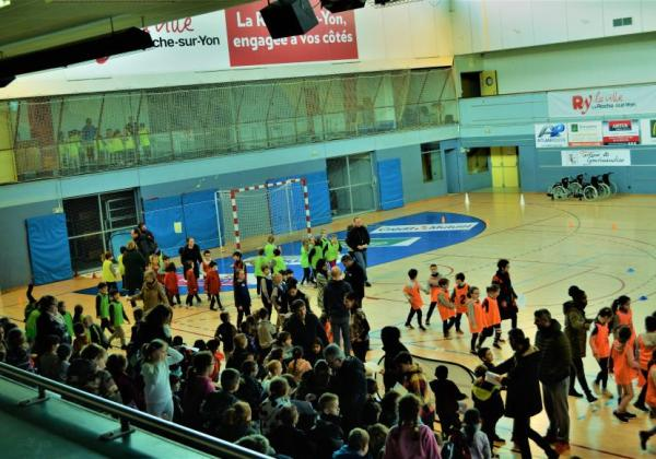 S.O.P «Semaine Olympique et Paralympique»