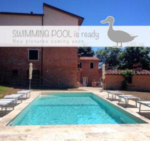 Casa Vacanze La Lisa  Appartamenti in un casale in Toscana