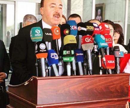 الشيخ شامو حول المقعد الايزيدي اليتيم في مجلس النواب العراقي: إما زيادته لخمسة مقاعد او إلغائه thumbnail