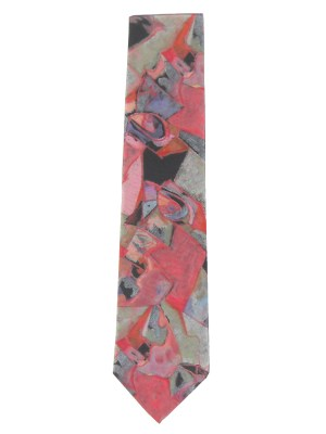 Retro Boss Silk Tie