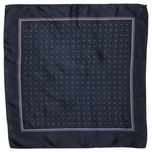 silk pocket square
