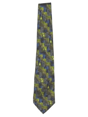 Vintage Courreges Silk Tie