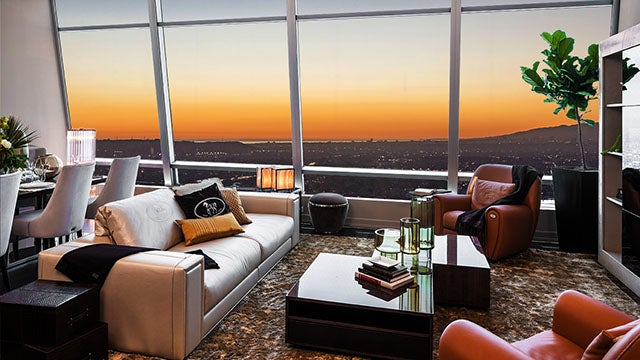 Exclusive Look Inside The Ritz Carlton Residences At L A Live