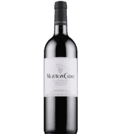 Bordeaux Mouton Cadet rouge 75cl