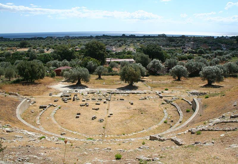 cultura nella locride lalocride teatro romano