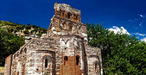 La Chiesa di Santa Maria Tridetti la locride 2
