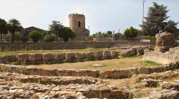 Teatro greco-romano di Marina di Gioiosa Ionica