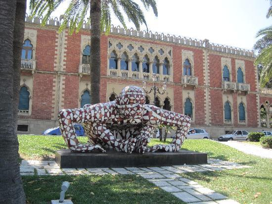 Reggio Calabria e la sua Provincia lalocride palazzo geneose-zerbi