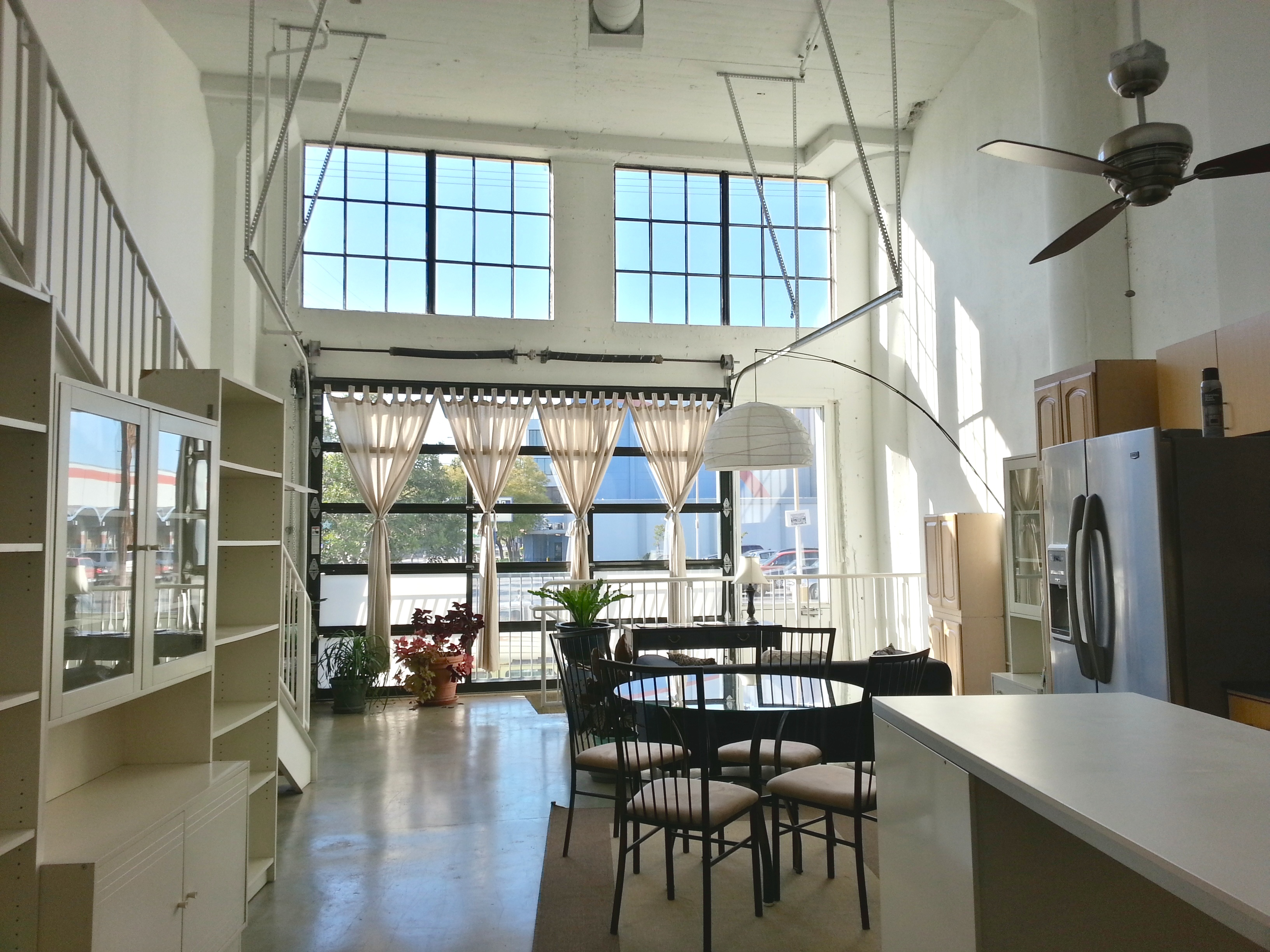 Loft Rentals Huge Live Work Loft For Lease Downtown L A 2