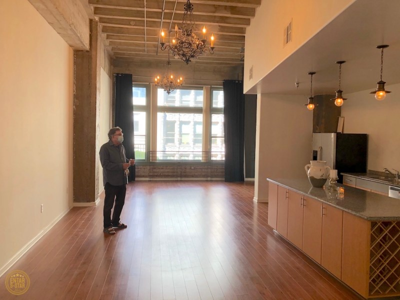 The Mandel Lofts Apartments Downtown, Laminate Flooring Downtown Los Angeles