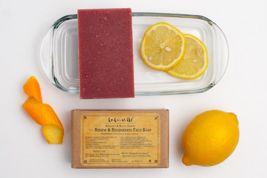 vitamin C citrus cleanser - Laloirelle