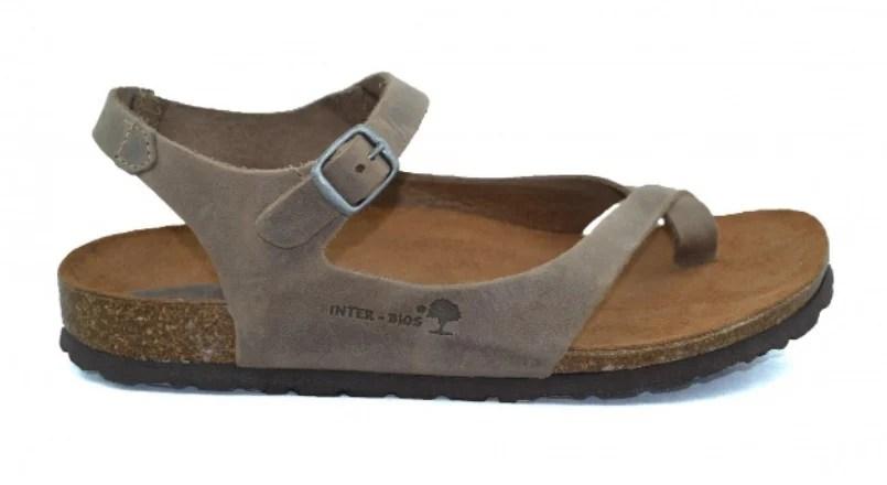 Las sandalias InterBios de mujer son perfectas en diseño y guardan todas las propiedades de una sandalia, como la correcta sujeción