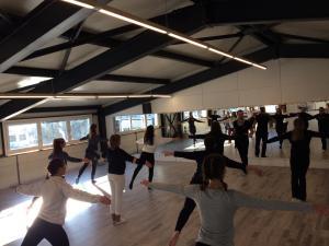 photo répétition école de danse l'alternative